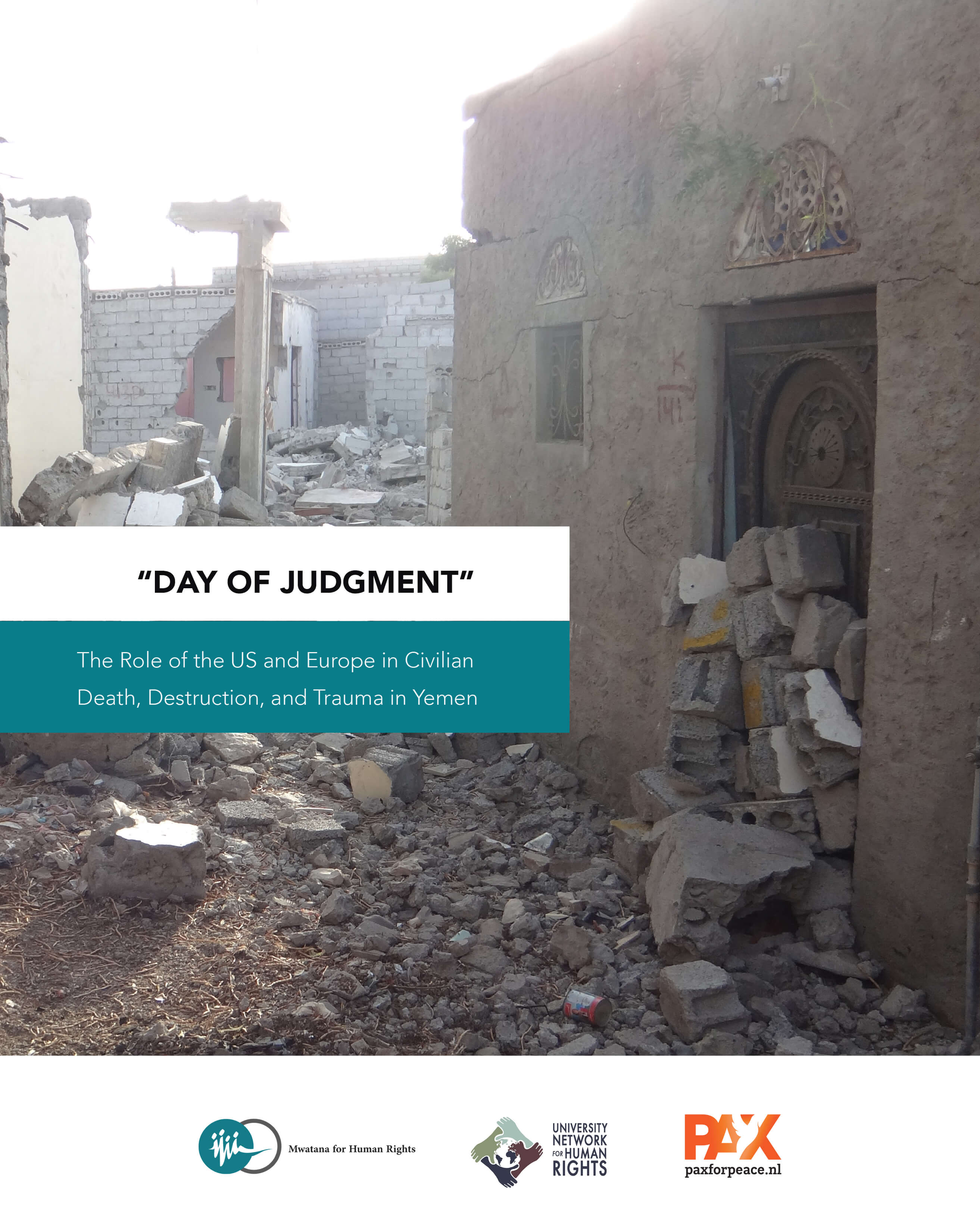 Day Of Judgment | Mwatana for Human Rights